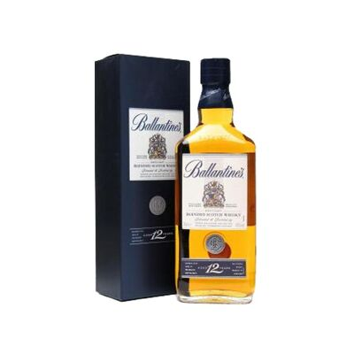 Ballantines Scotch Whisky 12 Years Old